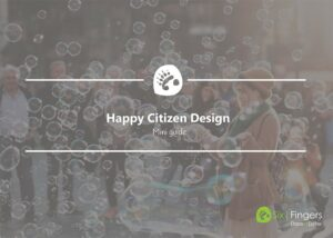 Six Fingers Happy Citizen Design voorkant