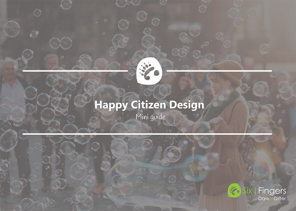 Happy Citizen Design boek